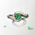 New Custom Design Ring by Rémy